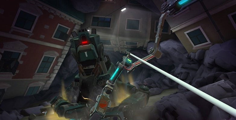 Apex Construct on Oculus Quest: how one of the best VR games